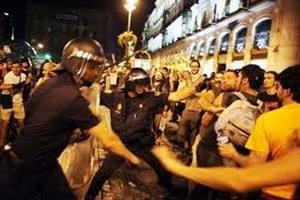 Іспанська молодь влаштувала заворушення через музичний фестиваль