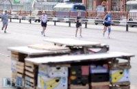 Украинец стал победителем Московского марафона