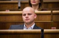 У Словаччині депутат позбувся мандата через расизм