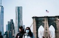 Число заражених коронавірусом у США досягло 125 тисяч