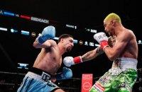 Українець Редкач програв бій за статус обов'язкового претендента на титул чемпіона світу за версією WBC