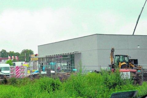 Українець загинув на будівництві торгового центру в польських Шамотулах