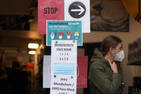 Германия ужесточает правила въезда из-за нового штамма коронавируса