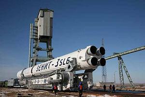 Українська ракета успішно вивела супутник на орбіту
