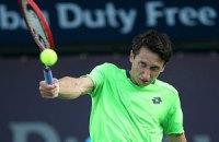 Стаховський пробився до вісімки найкращих турніру АТР