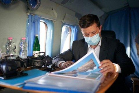 """Державіапідприємство """"Україна"""" втретє скасувало тендер на президентські перельоти"""