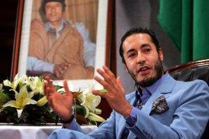 Сын Каддафи убежал в Нигер