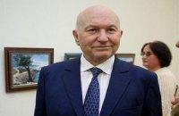 Лужков снова летит в Москву - кончилась заграничная виза