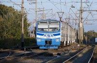 """""""Киевпастранс"""" отложил запуск городской электрички минимум на неделю"""