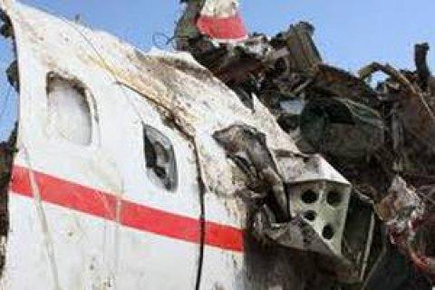 Самолет Качиньского могли подорвать изнутри