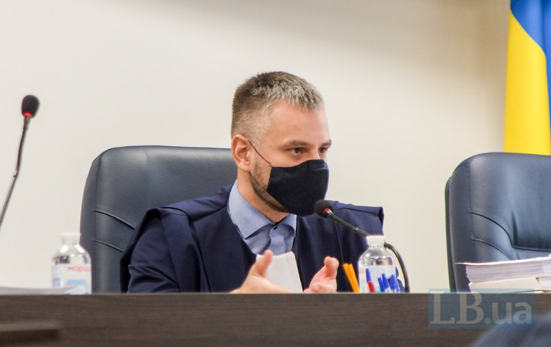 Суддя ВАКСу Маркіян Галабала