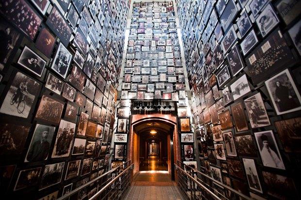 Музей Холокоста в Вашингтоне