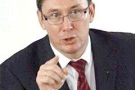 Луценко угрожает за неуплату штрафов отбирать авто