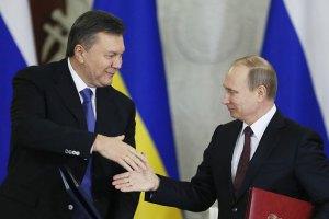 Янукович собрался в Россию, - источник