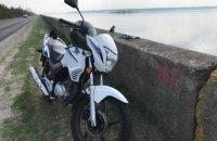 Мотоцикл брата Найема угнали из-под здания суда (обновлено)