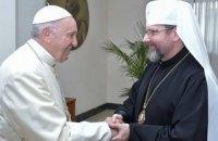 Греко-католики на приеме у папы. Дадут ли украинцам патриархат?