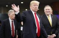 Чому Трамп звільнив свого радника Болтона?
