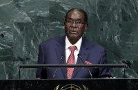 ВОЗ после волны критики отозвала назначение Мугабе послом доброй воли