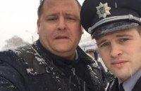 У Дніпропетровську через снігопад обмежили в'їзд транспорту і скасували заняття в школах