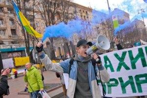 В милиции отказываются делиться версиями о причинах избиения киевских активистов