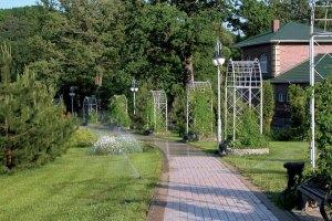 """В парке """"Феофания"""" приватизировали строения на основании фиктивного решения суда"""