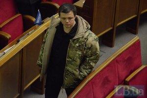 """Семенченко спростував причетність """"захисників"""" Філарета і Зубика до """"Донбасу"""" (оновлено)"""