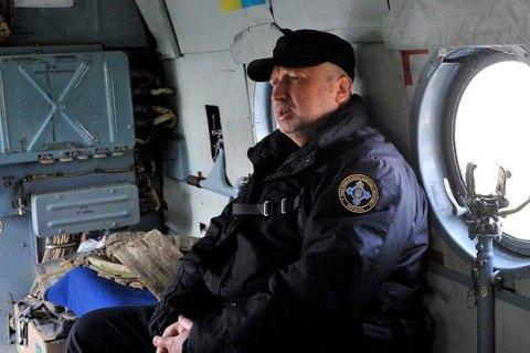 Турчинов призвал Запад отказаться от политики умиротворения агрессора