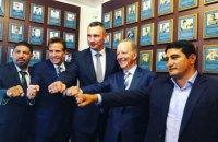 Виталий Кличко введен в Зал славы мирового бокса