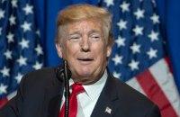 Трамп заявив, що він не сприймає всерйоз розмови про імпічмент через Україну
