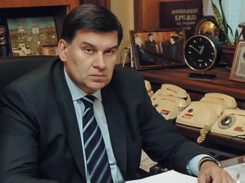 Генерал-полковник ФСБ РФ Сергій Беседа