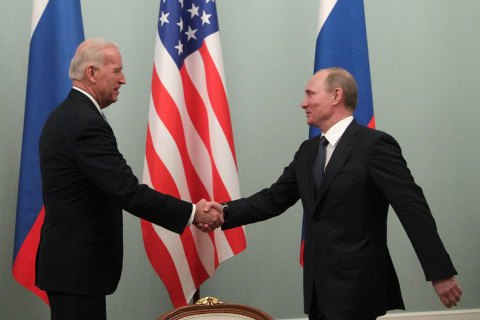 Байден і Путін зустрінуться 16 червня в Швейцарії (оновлено)