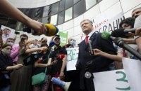 Порошенко: поплічники Януковича повертаються в Україну