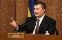 Янукович обещает пенсию 1380 гривен в конце года