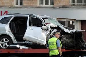 ГАИ: с начала года на украинских дорогах погибли более 4 тыс. человек