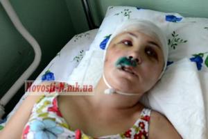 В Николаевской области возмущенные действиями милиции берут штурмом райотдел: есть пострадавшие
