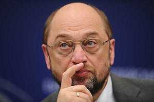 Шульц надеется, что Квасьневский и Кокс улучшат отношения ЕС и Украины