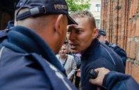 В Польше неизвестный пытался напасть на президента Коморовского