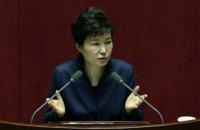 Подруге экс-президента Южной Кореи дали три года тюрьмы за злоупотребление властью