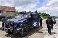 В Косово арестованы 28 человек, 19 из них - полицейские