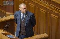Тетерук: заява Шуфрича щодо Турчинова - спроба вислужитися перед Путіним