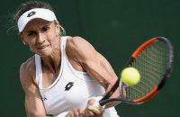 Цуренко вышла в третий круг теннисного Мастерса в Цинциннати, обыграв действующую чемпионку турнира