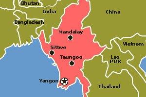ООН пытается выяснить судьбу задержанных в Мьянме сотрудников