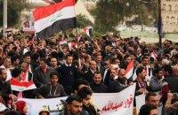 В Багдаде отключили интернет и усилили меры безопасности из-за акций протеста