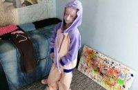 Єдина в Україні дівчинка із синдромом передчасного старіння померла