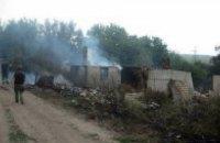 Три будинки в Зайцевому згоріли через обстріл (оновлено)