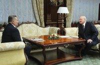 Лукашенко встретился с Марчуком в Минске
