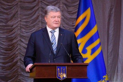 Порошенко пообещал сделать все возможное, чтобы вернуть Крым сразу же после президентских выборов