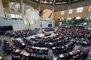 Німеччина висловила стурбованість подіями на сході України