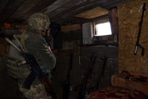 Бойовики пішли унаступ: зайняли нові позиції поблизу Донецька