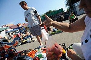 Украинские покупатели уходят с рынков в супермаркеты